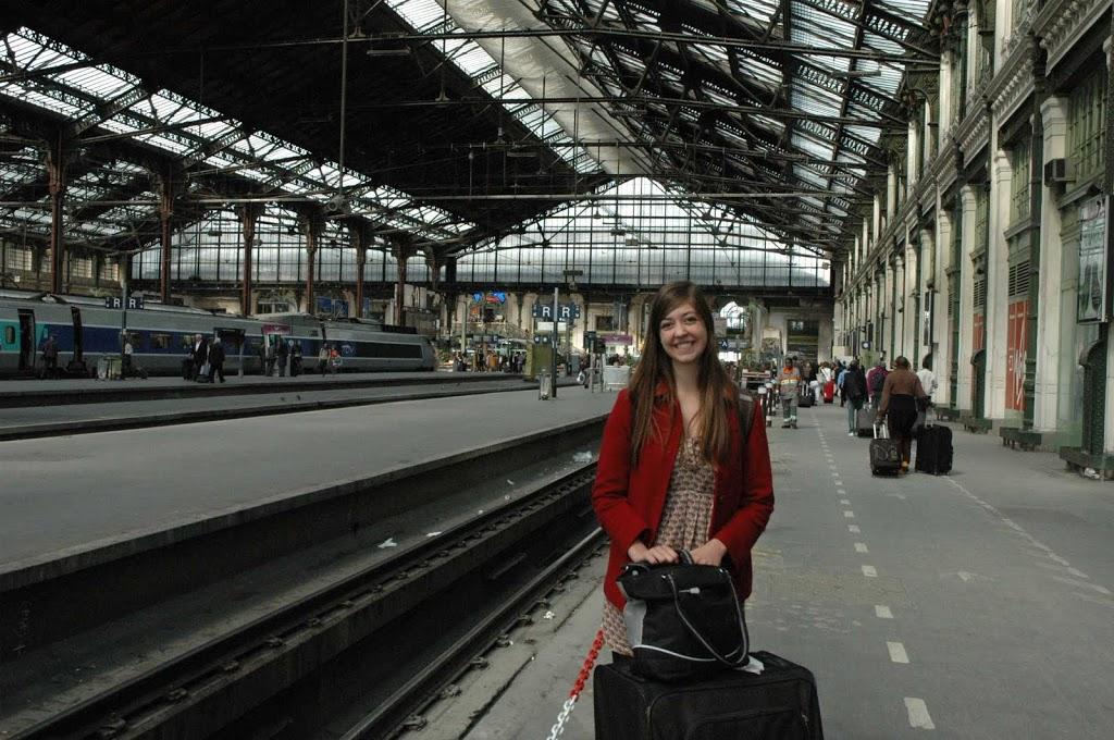 Day 3 – on to Paris