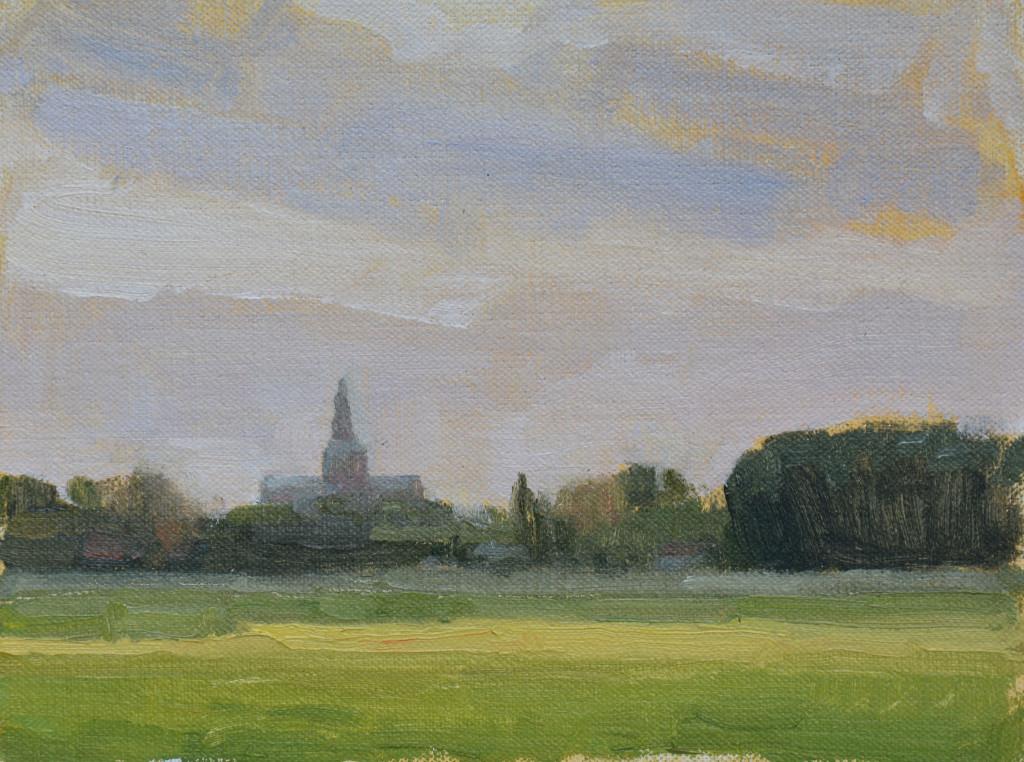 Morning in Wassenaar