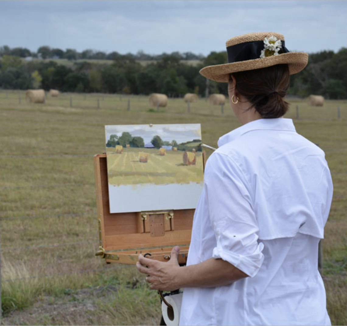 How to prepare for plein air painting