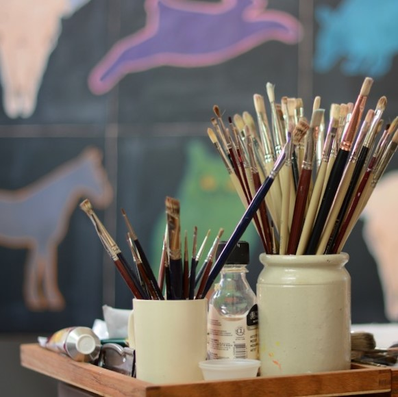 top 10 essential studio art supplies for painters