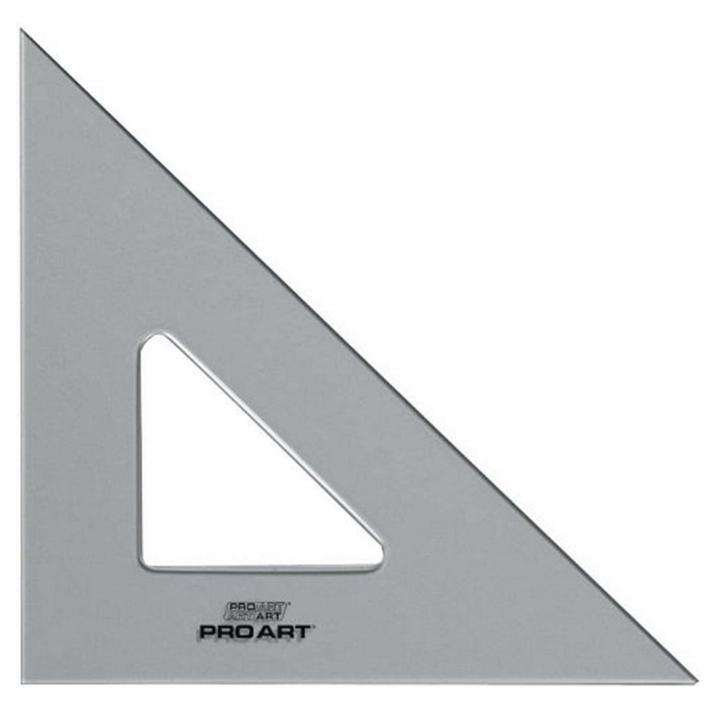 clear triangle